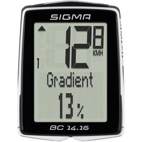 SIGMA SPORT BC 14.16 Bike Computer kabeldreven